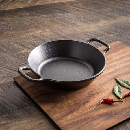 91850_Lodge_Logic_Dual_Handle_Frypan__Black