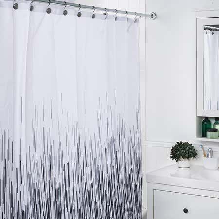91924_Moda_At_Home_Polyester_'Greyscale_Rain'_Shower_Curtain__Grey