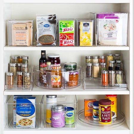 92138_iDesign_Linus_Pantry_Organizer_2_Tier_Cabinet_Turntable__Clear