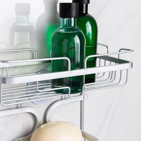 92164_KSP_Avanti_Shower_Caddy__Aluminum