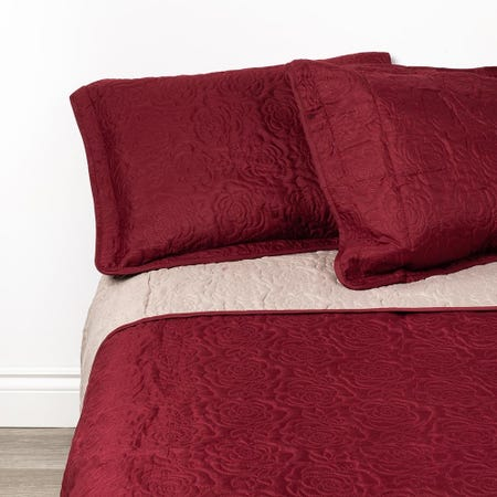 92403_Home_Aesthetics_Solid_Queen_Quilt_Cover___Set_of_3__Asstd_