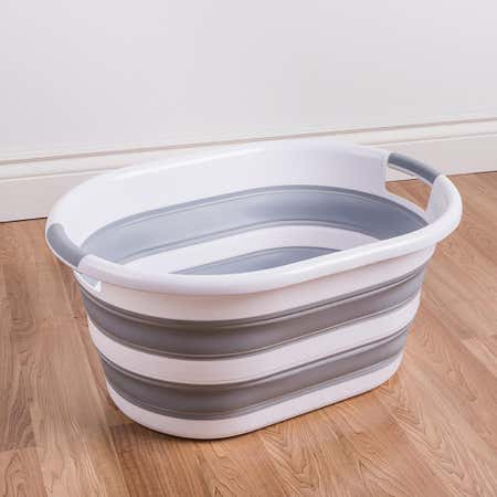 92515_KSP_Pop_N_Fold_Space_Saving_Laundry_Basket__White_Grey