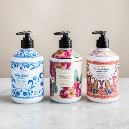 92521_Pure_Passion_Scented_'Assorted'_Hand_Soap