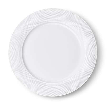 92735_KSP_A_La_Carte_'Diamond'_Porcelain_Side_Plate__White