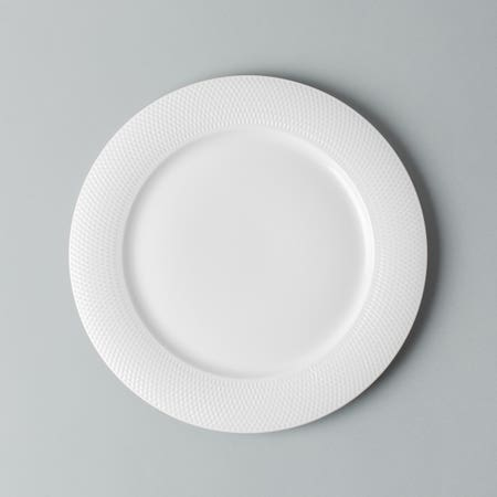 92735_KSP_A_La_Carte_'Diamond'_Porcelain_Side_Plate__White