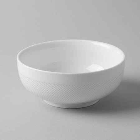 92737_KSP_A_La_Carte_'Diamond'_Porcelain_Cereal_Bowl__White