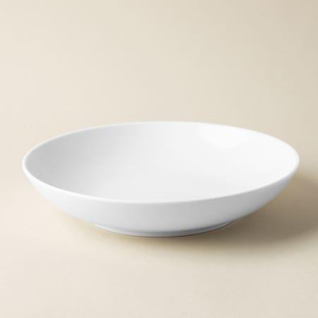 92740_KSP_A_La_Carte_'Ashford_Coupe'_Porcelain_Soup__Pasta_Plate__White