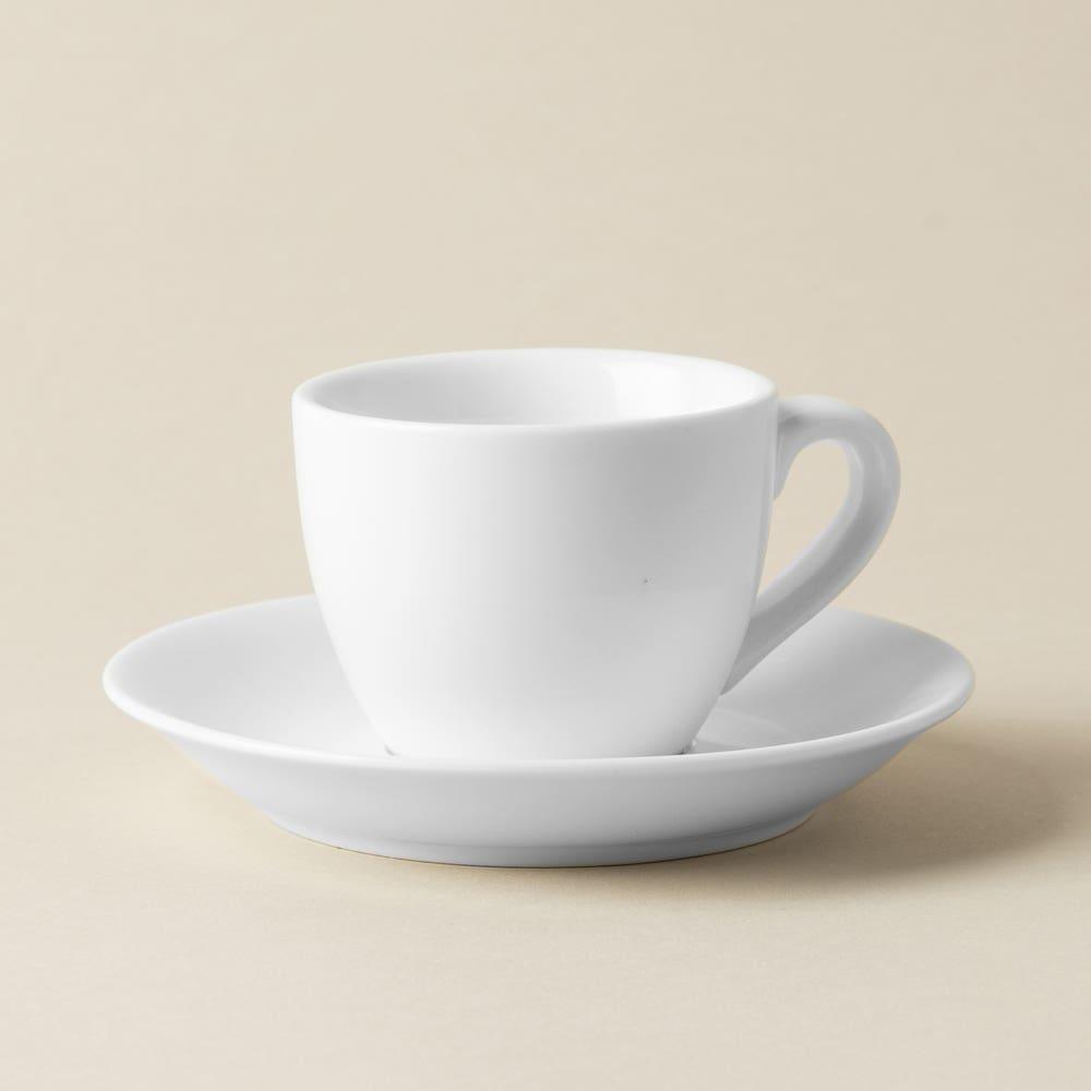 KSP A La Carte 'Oxford' Porcelain Espresso with Saucer