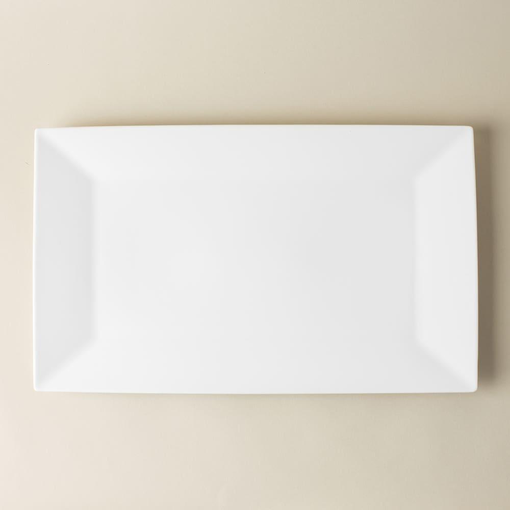 """KSP A La Carte 'Oxford' Porcelain Platter 15"""""""