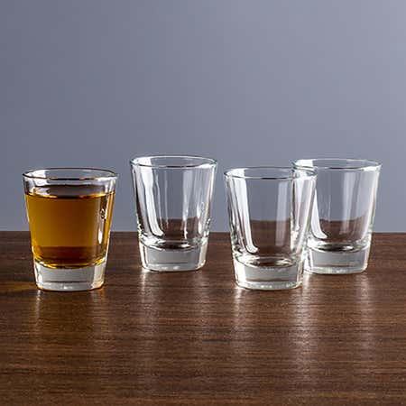 92764_Tuscany_Shot_Glass_Flared___Set_of_4__Clear