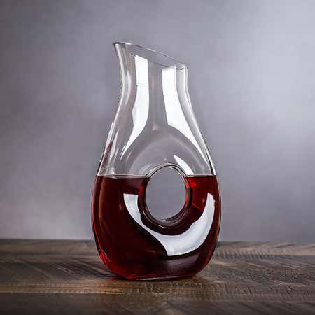 92866_KSP_Barossa_Glass_Wine_Carafe_with_Hole__Clear