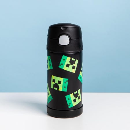 92992_Thermos_Double_Wall_'Minecraft'_Funtainer_Sport_Bottle