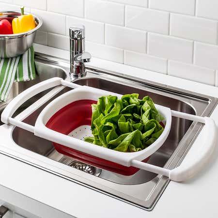 93041_KSP_Stretch_Over_The_Sink_Colander__Red