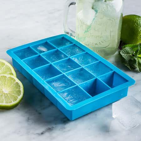 93067_KSP_Colour_Splash_Silicone_Ice_Cube_Tray__Blue