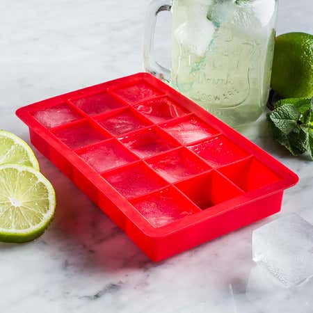 93068_KSP_Colour_Splash_Silicone_Ice_Cube_Tray__Red