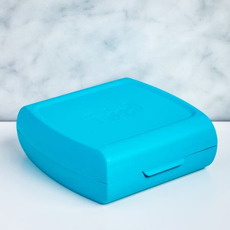 Fuel Primary K2 Lunch Sandwich Box (Teal)