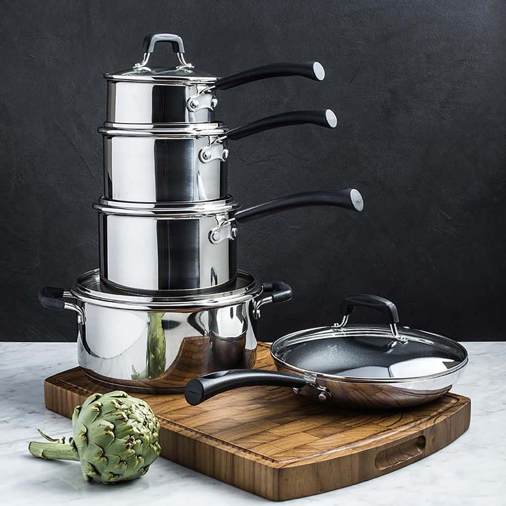 93317_Henckels_International_Elements_Cookware_Set___Set_of_10