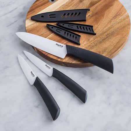93484_Starfrit_Ceramic_Chef_Knife_Starter___Set_of_3__Black_White