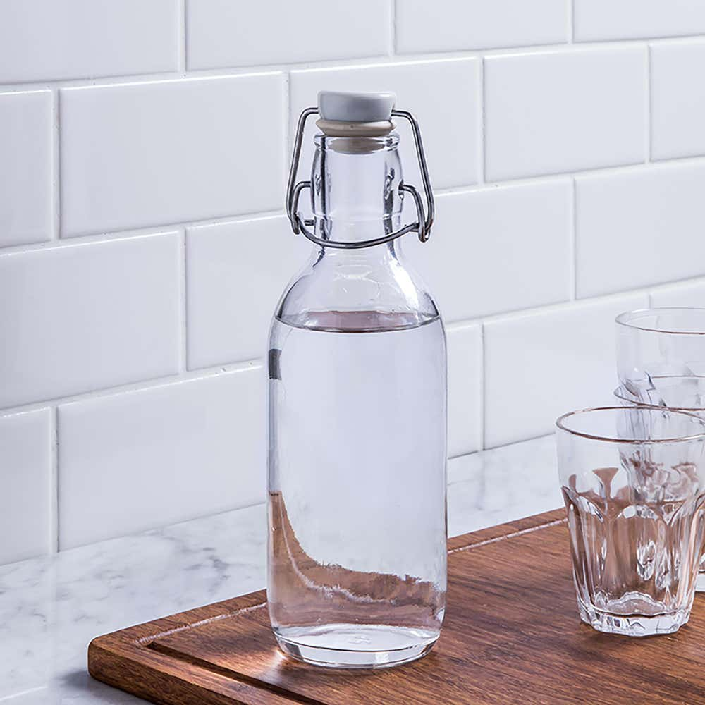 93776_Bormioli_Rocco_Emilia_Glass_Bottle_with_Stopper__Clear