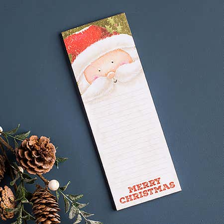 94345_Expressive_Design_Group_Christmas_'Country_Christmas'_Magnetic_Memo_Pad__Asstd_