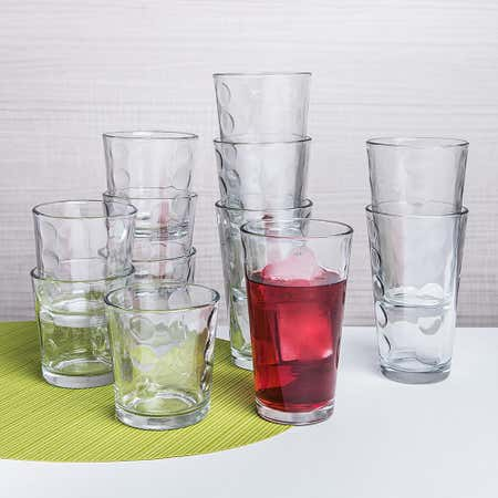 94559_Libbey_Party_Pack_'Pique'_Drinking_Glass___Set_of_12