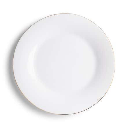 94778_KSP_Opal_'Banded'_Glass_Dinner_Plate__White_Gold