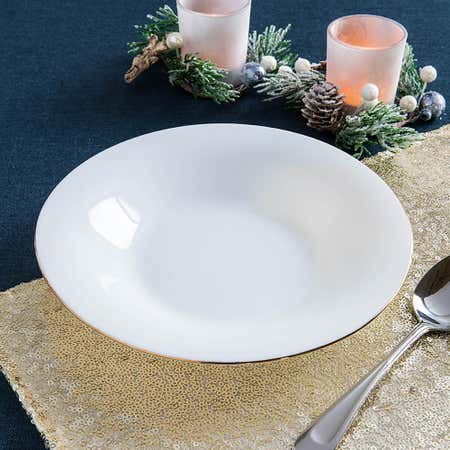 94782_KSP_Opal_'Banded'_Glass_Soup_Plate__White_Gold