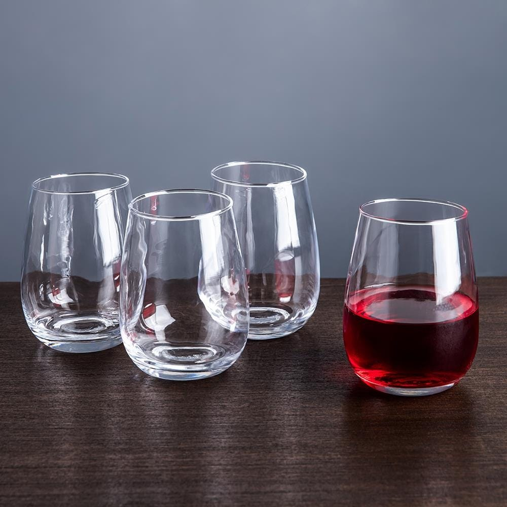 94789_KSP_Cheers_Stemless_Wine_Glass___Set_of_4__Clear