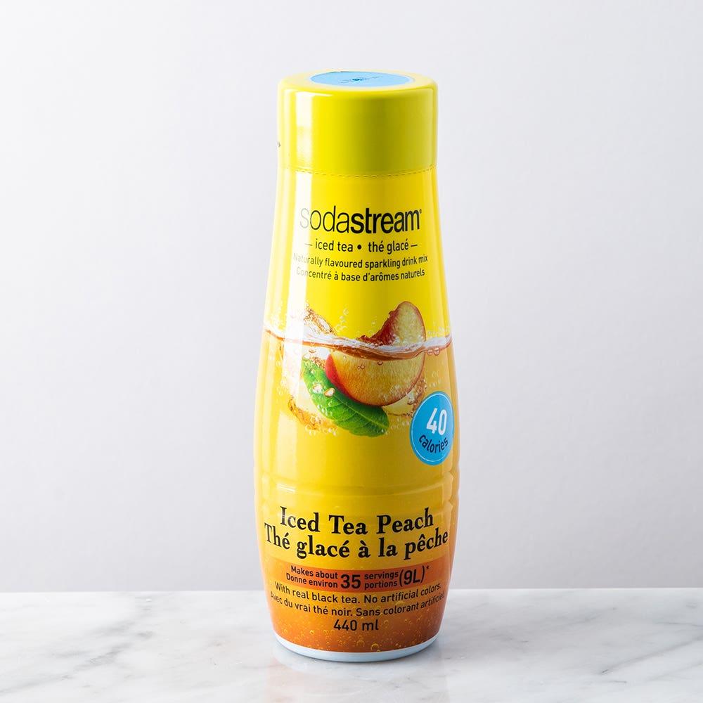 Sodastream Fountain Style 'Iced Tea Peach' Soda Syrup