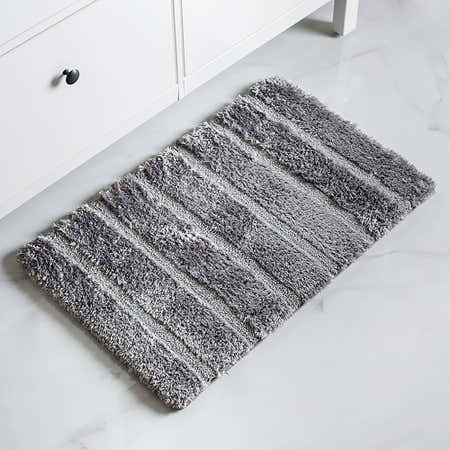 94851_Harman_Luxe_Ribbed_Memory_Foam_Bathmat__Charcoal