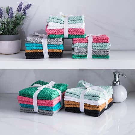 94964_Dophes_Mix___Match_Cotton_Wash_Cloth_Combo___Set_of_8__Asstd_