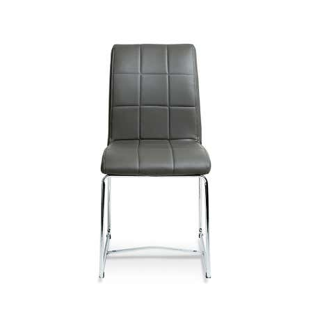 94972_KSP_Delano_Faux_Leather_Dining_Chair__Grey