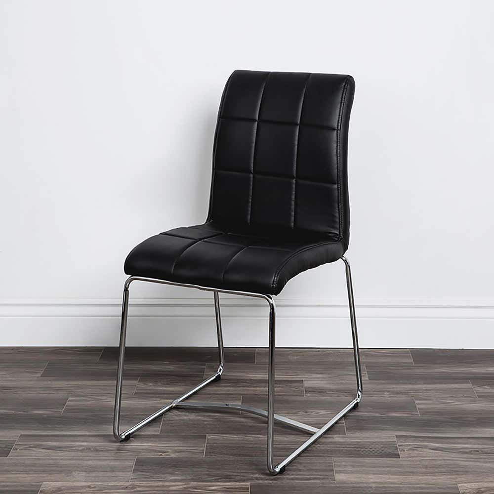 94973_KSP_Delano_Faux_Leather_Dining_Chair__Black