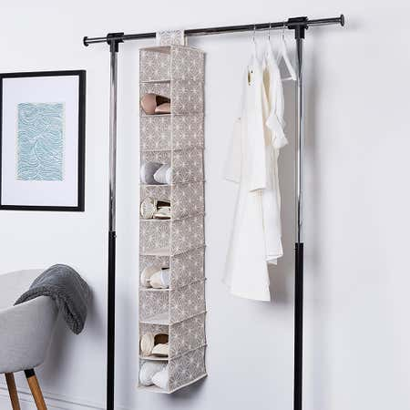 95009_KSP_Axis_'10_Shelf'_Hanging_Organizer__Grey