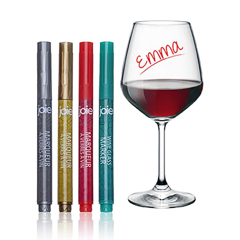 95106_Joie_Wine_Glass_Marker___Set_of_4__Asstd_