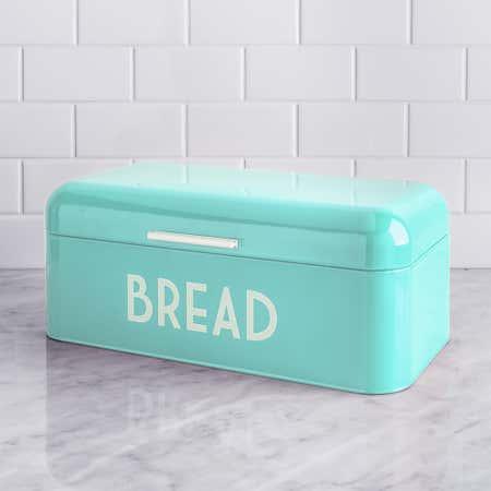 95216_Home_Basics_Metal_Bread_Bin__Teal