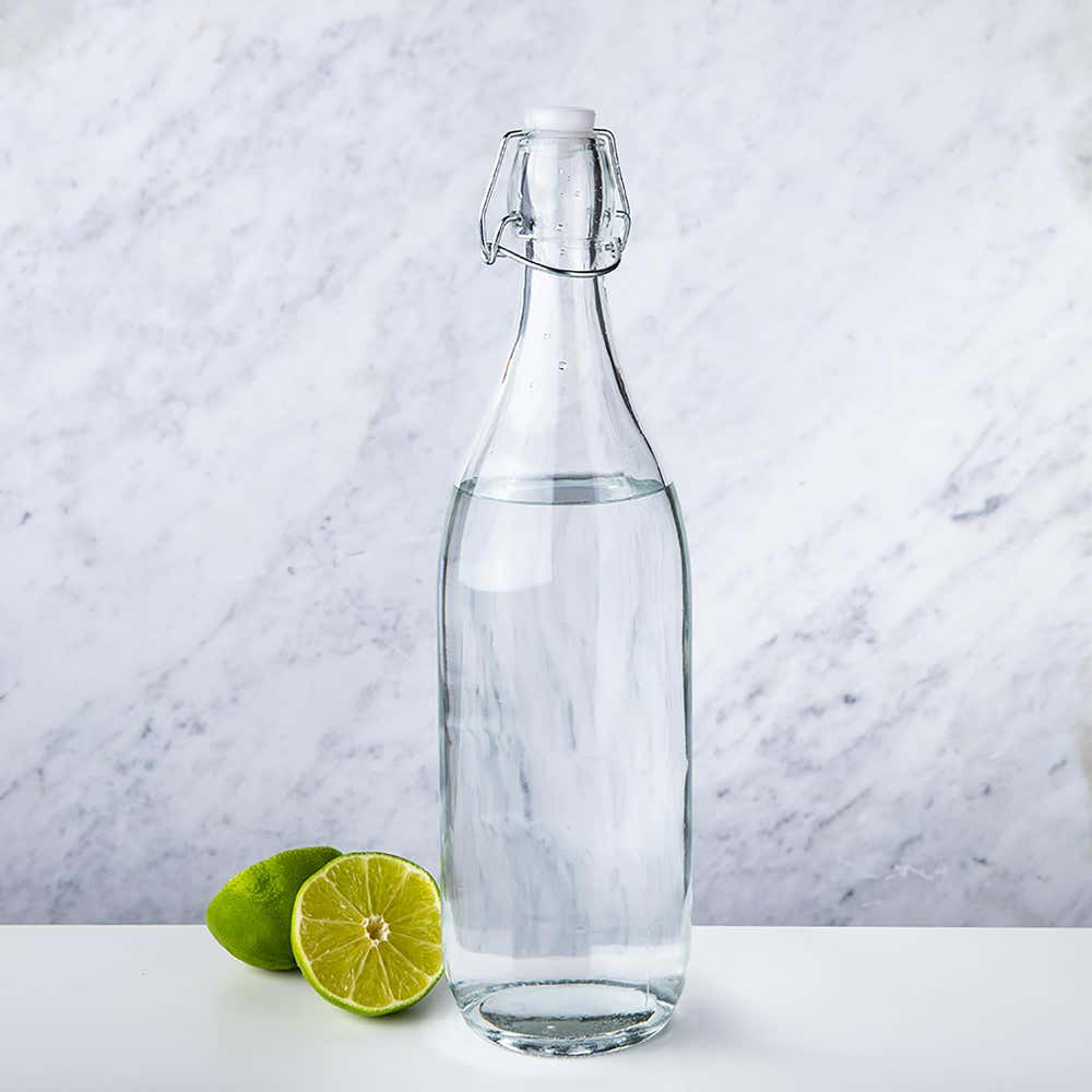 95274_KSP_Verrone_1L_Glass_Bottle_with_Stopper__Clear