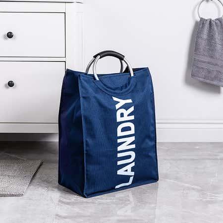 95416_KSP_Softsac_Laundry_Hamper_with_Handle__Blue