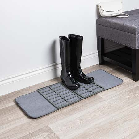 95461_Umbra_Shoe_Dry_Boot_Shoe_Drying_Mat___Set_of_2__Charcoal