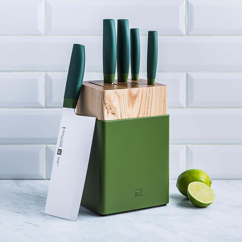 95481_Zwilling_J_A__Henckels_Now__S__Stainless_6_Pc__Knife_Set__Lime