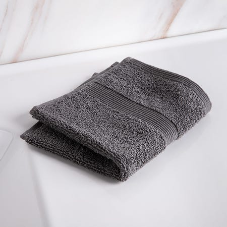 95608_Moda_At_Home_Allure_Cotton_Face_Towel__Dark_Grey