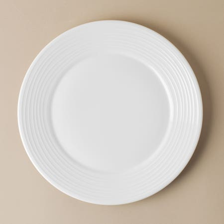 95715_KSP_A_La_Carte_'Rings'_Porcelain_Dinner_Plate__White