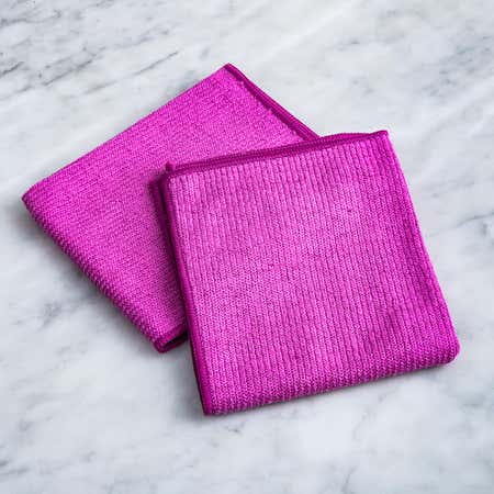 95766_Casabella_Microfiber_All_Purpose_Cloth___Set_of_2__Pink