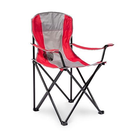 95782_KSP_Camper_Folding_Chair__Red_Grey