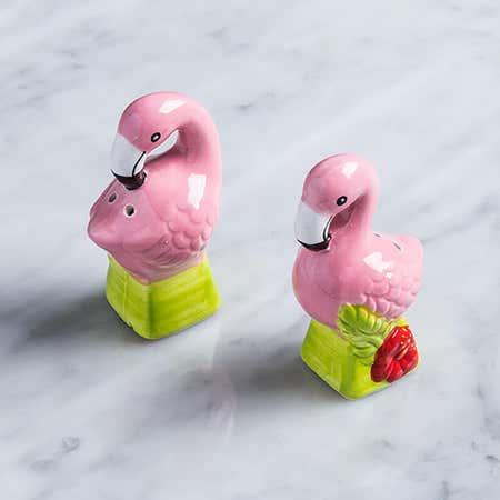 95868_Boston_Warehouse_Flea_Market_Shaped_'Flamingo'_Salt_and_Pepper_Shaker___Set_of_2
