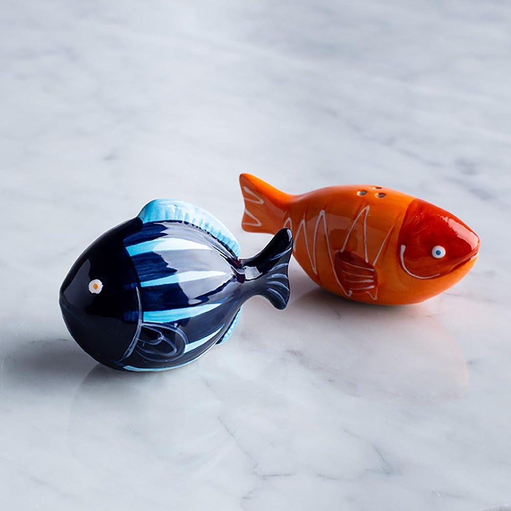 95875_Boston_Warehouse_Flea_Market_'Fish'_Salt_and_Pepper_Shaker