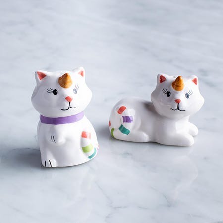 95879_Boston_Warehouse_Flea_Market_'Unikitty'_Salt_and_Pepper_Shaker