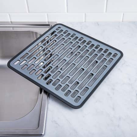 95890_OXO_Good_Grips_Sink_Silicone_Sink_Mat_Small__Black_Grey