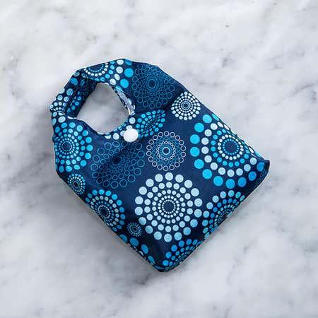 95948_KSP_Carry_'Mosaic'_Shopping_Bag__Blue