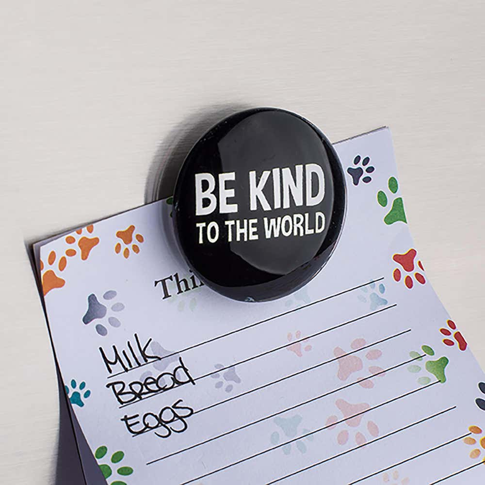 96052_Deco_Home_Adorable_'Graphic_Black_and_White'_Glass_Magnet__Asstd_